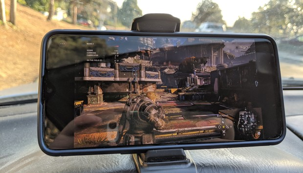 Hands on with Microsoft's Project xCloud: Putting cellular cloud gaming to the test