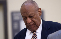'I could not fight him off,' accuser tells Cosby retrial