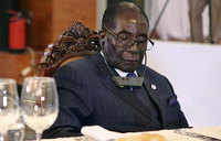I am under house arrest, Mugabe tells Zuma