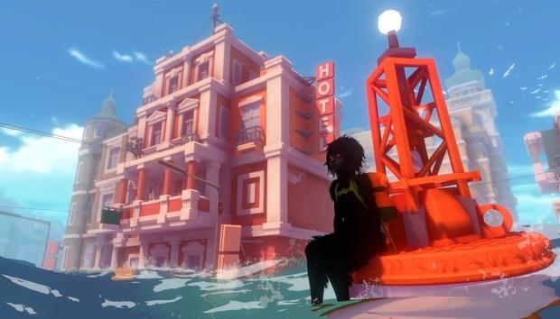 EA's Partners program teases more psuedo-indie games: RustHeart, Lost in Random, Sea of Solitude