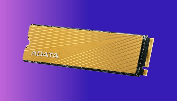 Adata Falcon NVMe SSD: Fast reader, so-so writer, great value