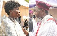 Ntagali meets Kadaga for first time since shrine visit