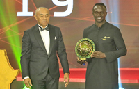 Mane crowned Africa's 2019 Player of the Year