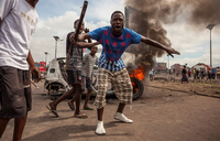 Several killed in second day of DR Congo unrest