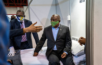 South African hospitals brace for virus surge