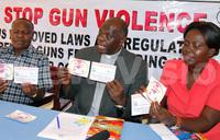 UJCC starts campaign against gun violence