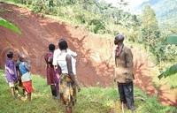 2,000 families in fear as Mt Elgon cracks again