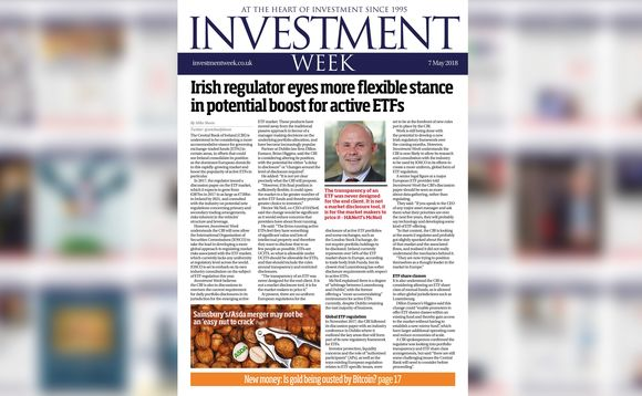 Investment Week - 7 May 2018 digital edition