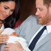 Meghan gave birth in London hospital