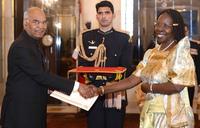Grace Akello is Uganda's new ambassador to India