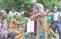 COVID-19 relief items greeted with mixed reactions in Kasese