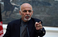 Last chance for peace, Afghan president warns Taliban