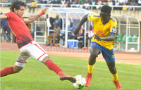 KCCA FC face Espérance tonight in Tunis