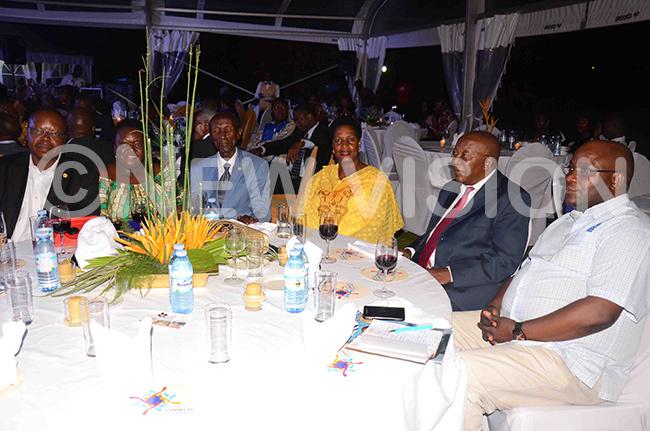 otarians of uyenga lub attending the swearing in ceremony of abenge at erana otel in ampala