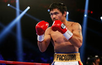 Manny Pacquiao 'in negotiations' to fight Amir Khan