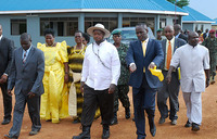 Besigye does not know where the future belongs - Museveni