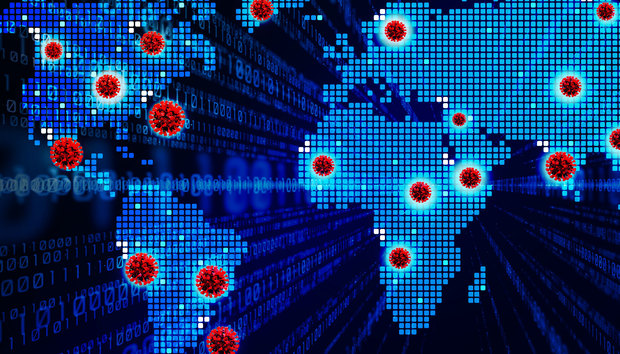 COVID-19 attack campaigns target hardest hit regions, research shows
