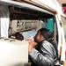 ''Bedridden'' Kazinda shows up at Police