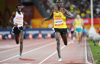 Cheptegei seals second Commonwealth gold with 10,000m win