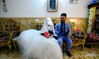 Coronavirus wedding 350x210