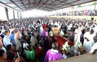 Fr. Scalabrini was a pillar of development - Museveni