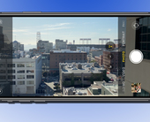 How to use the over-capture feature in the new iPhone camera to crop and adjust images later