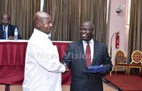 Corruption is still defeatable, says Museveni