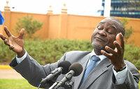Double tragedy as jailed Ex VP Bukenya loses seat
