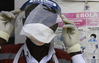 Four Ebola responders killed in troubled eastern DR Congo