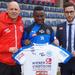 Floridsdorfer of Austria sign Proline's Edrisa Lubega