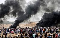 Israel strikes Hamas Gaza post over kite attacks