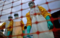 Russia ready to supply Ebola vaccine to Africa