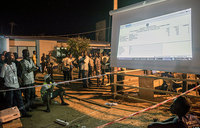 Ghanaians anxiously wait election results