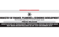 Ministry of Finance,Planning and Economic Development