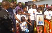 Deputy speaker Oulanyah mourns Obore's son