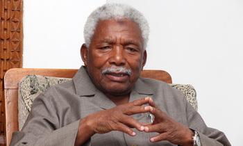 President ali hassan mwinyi 350x210