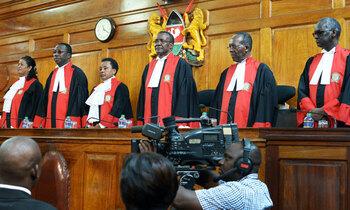 Kenya poll petition 350x210