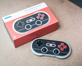 8BitDo N30 Pro 2 review: Compact size and cool effects highlight a mostly minor update