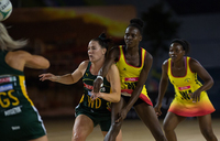 Netball: Mixed day for She Cranes