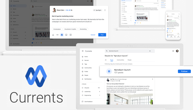 Google launches Currents to replace Google+ because it won't let social networks die