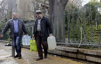 UN slams 'war crime' as 5.5 mn in Damascus without water