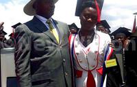 Museveni donates sh500m startup capital to Sembabule graduates