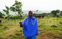 Uganda is a beautiful oasis, says Hollywood star Ntare Guma Mbaho Mwine