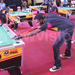 Hot Pool takes on Skin Samona in top of the table clash