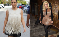 How to wear fringes