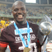 Cranes captain Onyango named on CAF awards shortlist