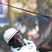 Muhumuza, Cwinya-ai share lead on day one of Uganda Open
