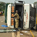 Eight injured in Masaka road accident