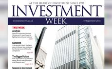 Investment Week digital edition - 10 September 2018