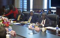 VP Ssekandi woos Chinese investors